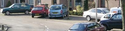 Parkeerprobleem Noortberghmoeren Haagse Beemden
